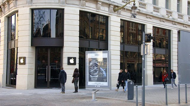 Apple Store Lille - Apple Store de Lille : nouveau cambriolage, des iPhone 6S volés
