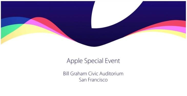 Keynote : les vidéos sur l'Apple Watch, l'iPad Pro, l'Apple TV et iPhone 6S