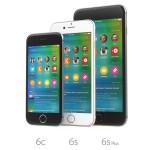 iPhone 6C : un concept aux côtés des iPhone 6S & 6S Plus