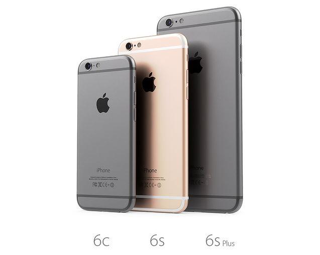 Concept iPhone 6C 6S 6S Plus Hajek 2 - iPhone 6C : un concept aux côtés des iPhone 6S & 6S Plus