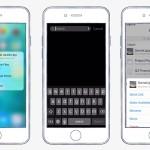 Dropbox : compatibilité iOS 9 et intégration du 3D Touch de l'iPhone 6S