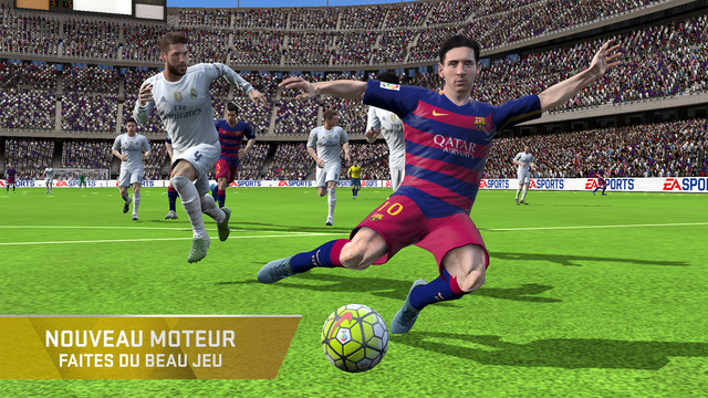 FIFA 16 Ultimate Team disponible sur iPhone & iPad