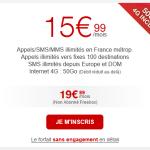 Free Mobile : 50 Go d'Internet en 4G dans le forfait à 19,99€/mois !