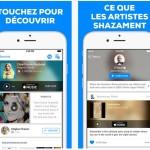 Shazam intègre le 3D Touch de l'iPhone 6S & est compatible avec iOS 9