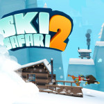 Ski Safari 2 est disponible sur iPhone, iPad & iPod Touch