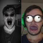 Snapchat : effets pour les Selfies, replays payants aux US