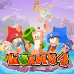 Worms 4 disponible sur iPhone, iPad & iPod Touch