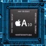 iPhone 7 : le processeur A10 gravé à 10 nanomètres ?
