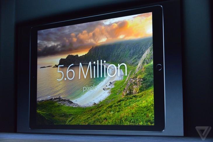 Keynote : Apple dévoile l'iPad Pro, un Smart Keyboard et l'Apple Pencil