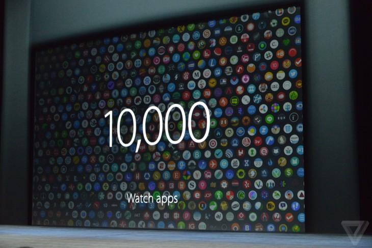 Keynote : ce qu'il faut retenir sur l'Apple Watch & watchOS 2