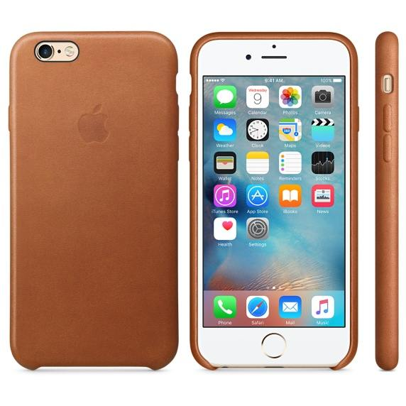 coque cuir iPhone 6S Apple