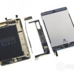 L'iPad Mini 4 démonté par iFixit