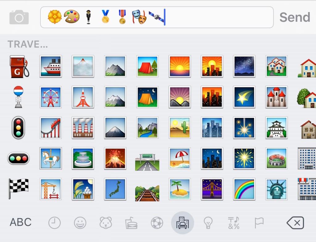 iOS 9.1 beta 1 emoji 2 1024x785 - iOS 9.1 : de nouveaux Emoji, dont un doigt d'honneur !