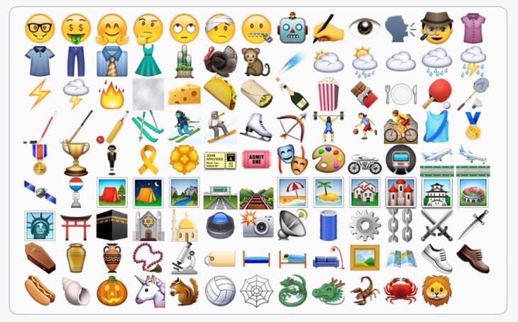 iOS 9.1 : de nouveaux Emoji, dont un doigt d'honneur !