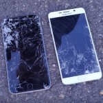 iPhone 6 Plus vs Galaxy Note 5 : drop test en vidéo