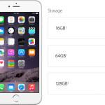 iPhone 6S : caméra frontale de 5MP, versions 16, 64 et 128 Go ?