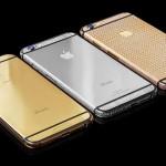 Insolite : pré-réservations ouvertes pour des iPhone 6S en or 24 carats