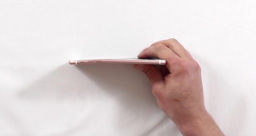 iPhone 6S Plus plie bendgate - Bendgate : peut-on facilement plier l'iPhone 6S Plus ?