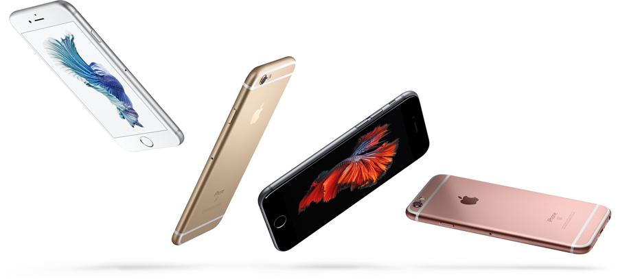 iPhone 6S - iPhone 6S & 6S Plus : problèmes de Touch ID, 3D Touch, haut-parleurs, ...