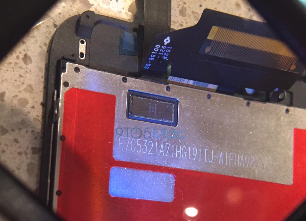 iphone 6s force touch - iPhone 6S : le Force Touch et la caméra frontale Facetime dévoilés