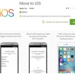 Move to iOS : l'app d'Apple pour migrer d'Android vers iOS