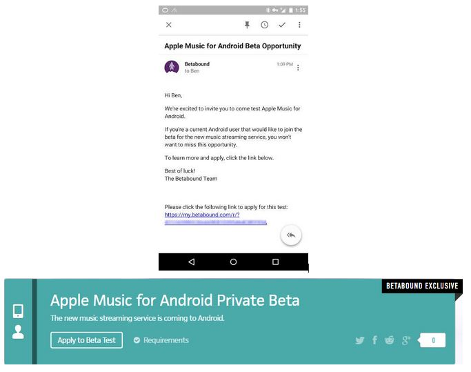 Apple-Music-Android-beta