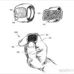 iRing : Apple dépose un brevet de bague connectée