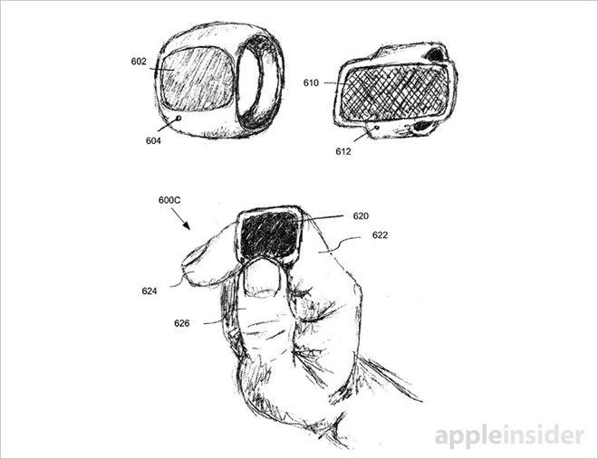Apple-brevet-iring