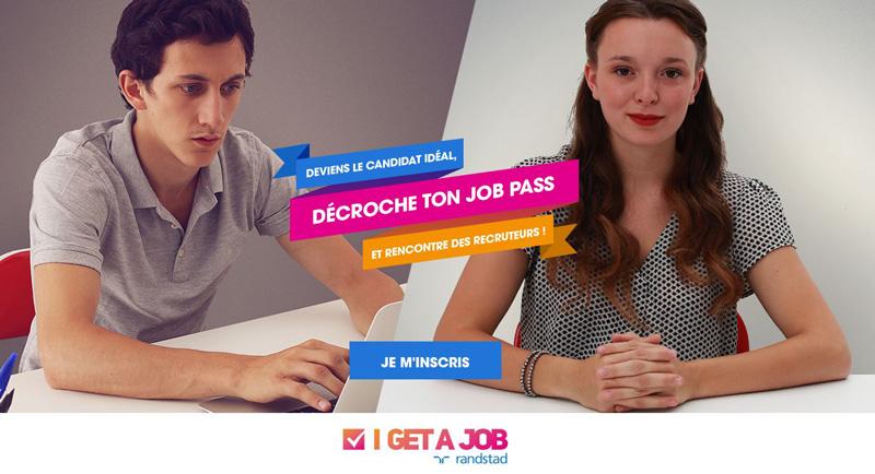 randstad lance i get a job  le site pour d u00e9crocher un emploi