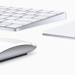 Apple sort le Magic Keyboard, la Magic Mouse 2 & le Magic Trackpad 2