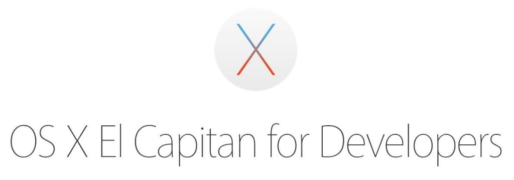 OS X El Capitan developpeurs 1024x359 - Mac : OS X El Capitan 10.11.3 bêta 2 disponible