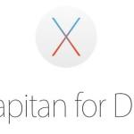 Mac : OS X 10.11.2 bêta 1 (publique & développeurs) disponibles