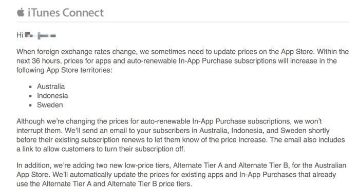 app-store-hausse-prix-australie-indonesie-suede