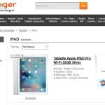 Boulanger propose de précommander l'iPad Pro