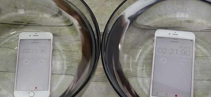 Les iPhone 6S & iPhone 6S Plus résistent-ils à l'eau ?