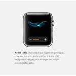 Apple Watch : la fonction Walkie-Talkie abandonnée ?