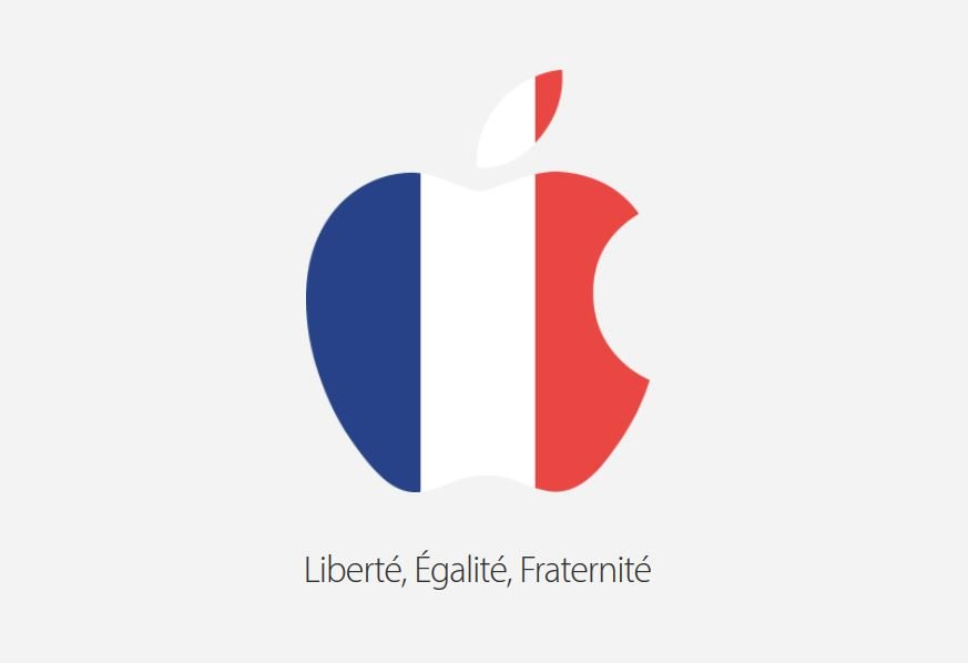 Apple-logo-france-bleu-blanc-rouge