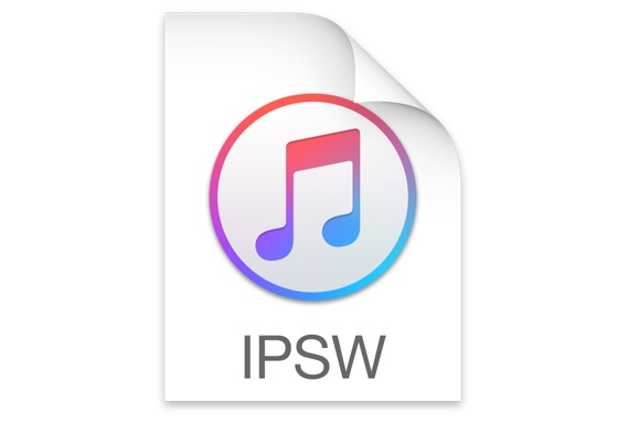 Firmware iOS IPSW - Jailbreak Yalu : Apple ne signe plus iOS 10.2