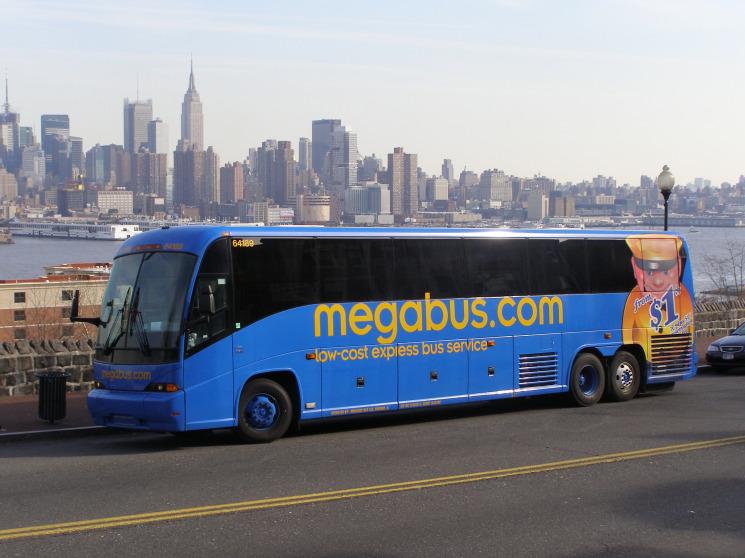 Megabus-bus
