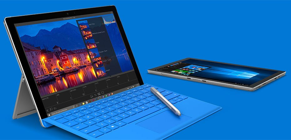 Microsoft Surface Pro 4 - Concours Black Friday : une tablette Microsoft Surface Pro 4 à gagner