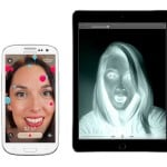 Skype : filtres, smileys Halloween & intégration du 3D Touch (iPhone 6S)