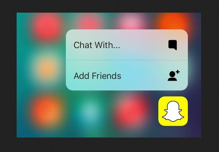 Snapchat : internautes en colère après la nouvelle mise à ...
