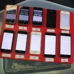 Test d'étanchéité de tous les smartphones Apple (de l'iPhone 2G à l'iPhone 6S)