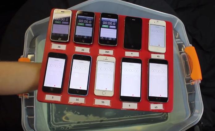 Test-waterproof-eau-iPhone-6S-6-5-4-3