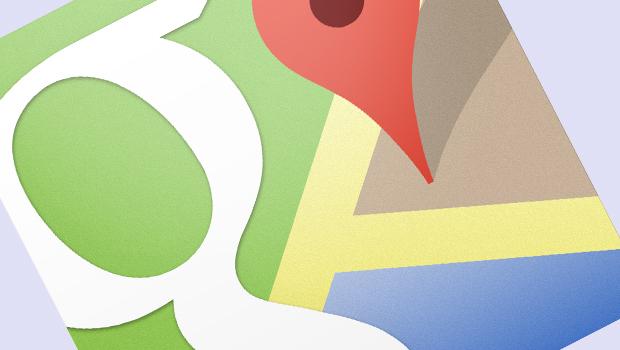 google maps logo 1 - Google Maps : détours pour les itinéraires et support du 3D Touch