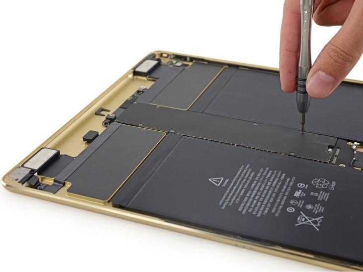 iFixit démonte l'iPad Pro d'Apple