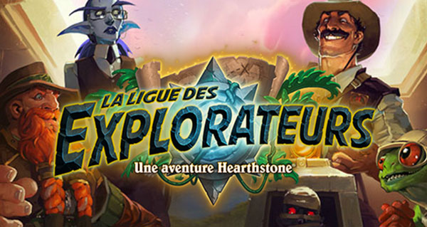 "Hearthstone : l'extension ""la Ligue des explorateurs"" disponible"