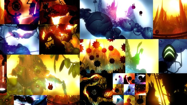 Badland 2 ios - Badland 2 disponible sur iPhone, iPad & iPod Touch