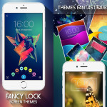 Fancy Lock Screen Themes : des milliers de fonds d'écran iPhone & iPad