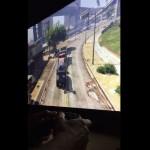 Insolite : GTA V streamé depuis un PC vers l'Apple TV 4